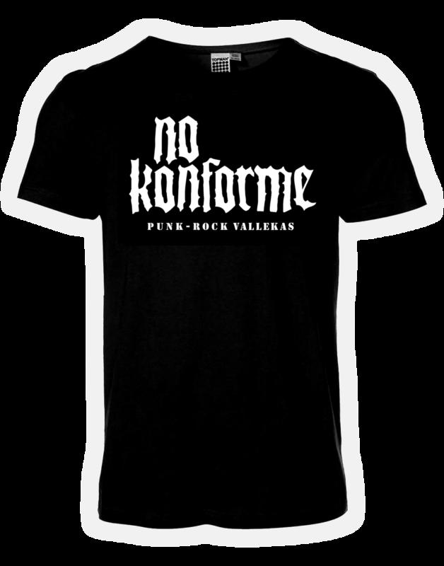 NoKonforme-01-CamisetaLogo