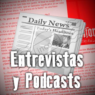 Entrevistas y Podcasts a No Konforme