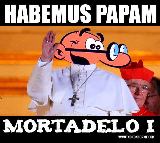 Papa-Mortadelo-I