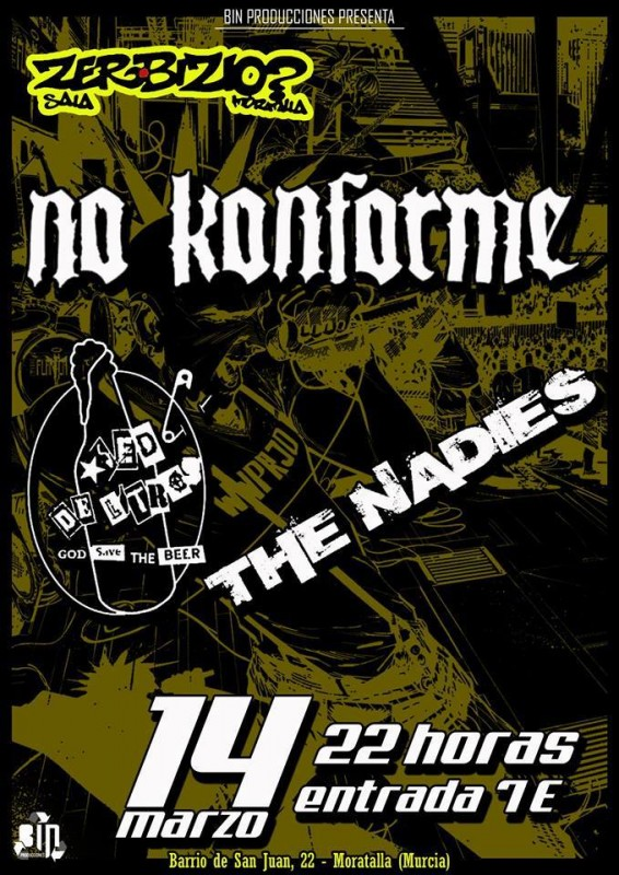 2015-03-14_NoKonforme_TheNadies_SedLitros
