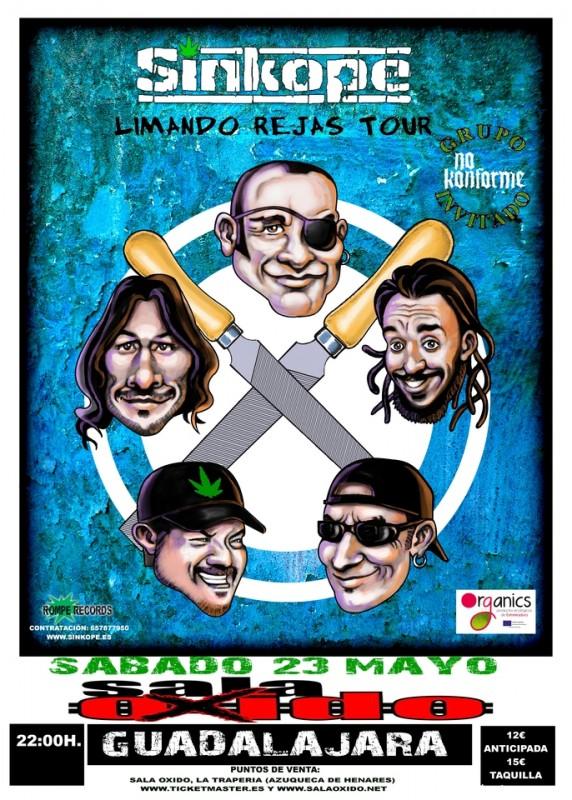2015-05-23_Sinkope+NoKonforme_Guadalajara