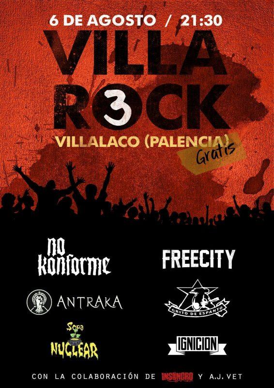2016 VillaRock Fest Cartel