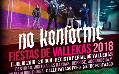 Nos vemos el miercoles en Vallekas!