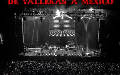 23 de Noviembre: Estrenamos Documental de la Gira por Mexico