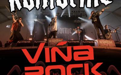 No Konforme en el Viña Rock 2019