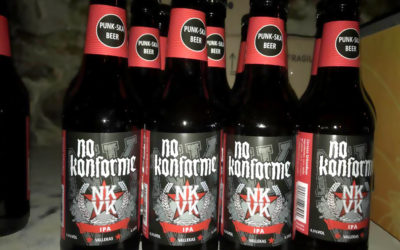 Presentamos la cerveza artesana No Konforme