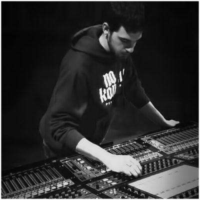"""Alberto """"Warrior"""" - Técnico de Sonido en No Konforme"""