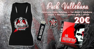 Pack Vallekana