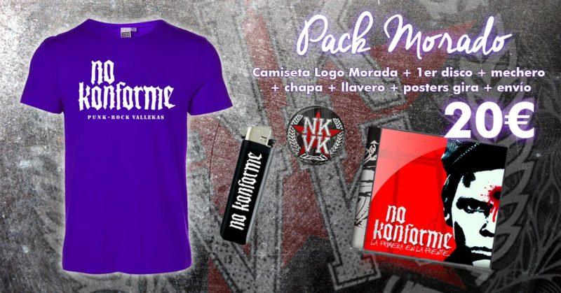 Pack Logo Morado