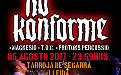 Proxima parada… L'AlertaRRoja Fest