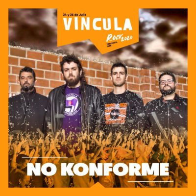 No Konforme en el Vincula Rock 2020